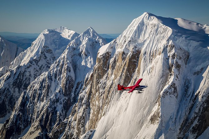 Southside Explorer Flightseeing tour from Talkeetna