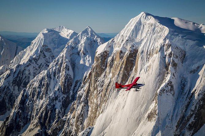 Southside Explorer Flightseeing tour from Talkeetna