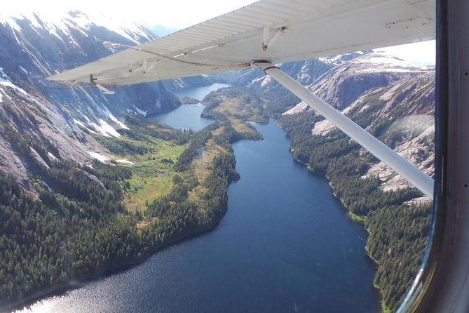 Misty Fjords Flight Tour