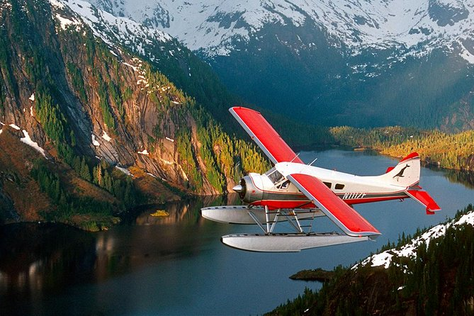 Misty Fjords Seaplane Tour