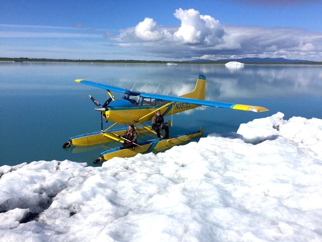 Anchorage Flightseeing Rides