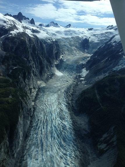 Alaska Range Flightseeing Tour
