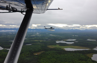 Anchorage Air Tour - Discover Alaska