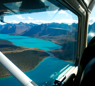 Anchorage Air Tour - One Man's Wilderness