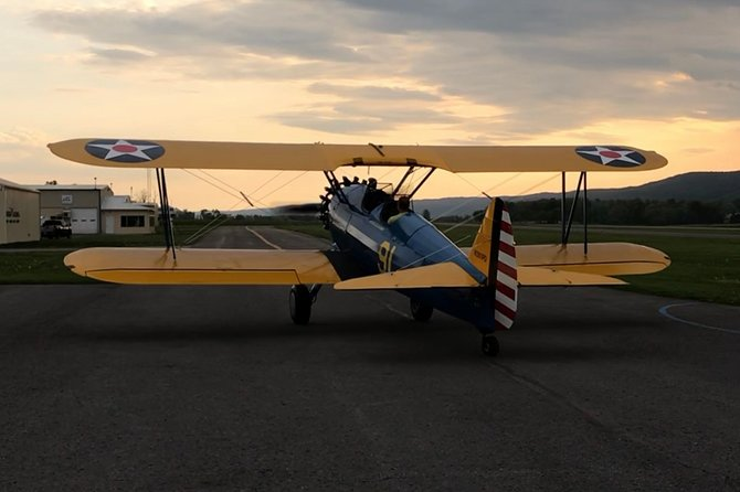 Biplane - 30 Minute Scenic Sightseeing Tour in Phoenix