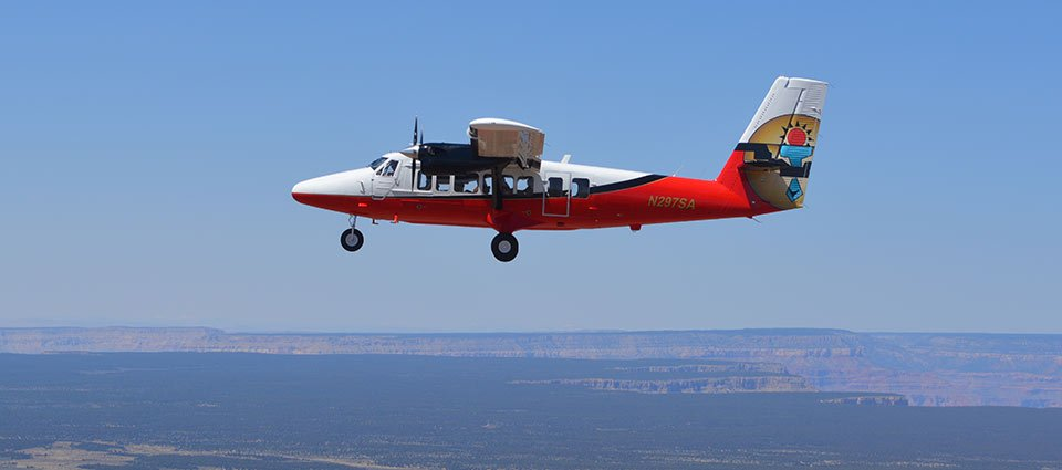 Grand Canyon Discovery Air Tour