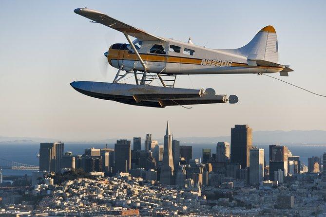 Muir Woods Tour and Golden Gate Seaplane Flight