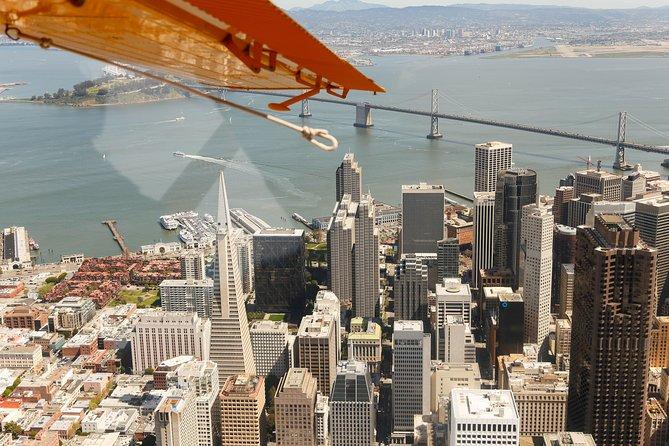 San Francisco Golden Gate Seaplane Tour