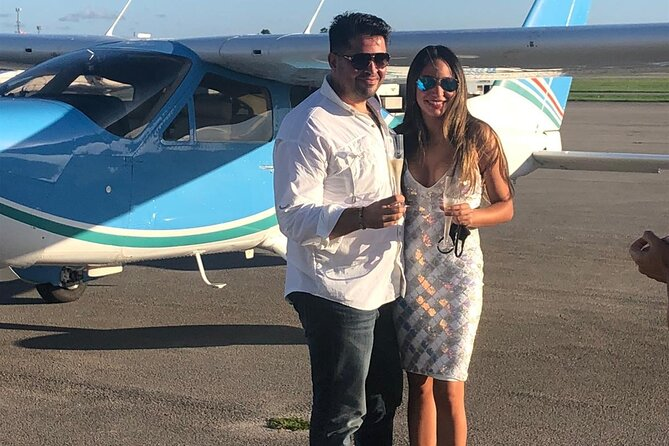Romantic Miami Air Tour With Champagne