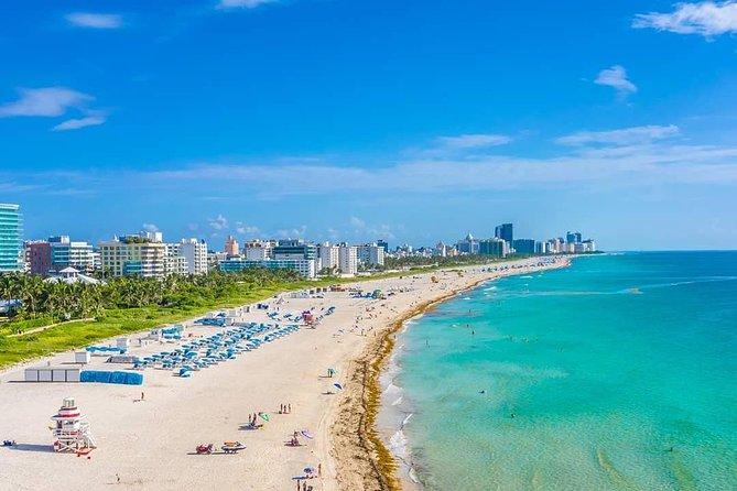 Miami South Beach Air Tour