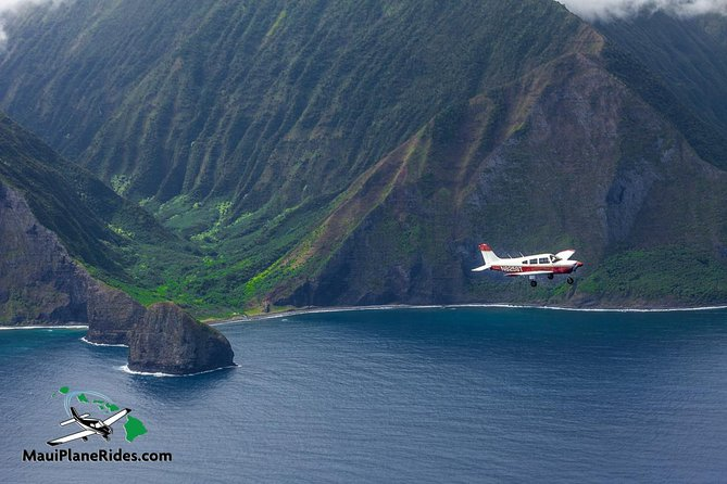 Majestic Molokai Sea Cliffs