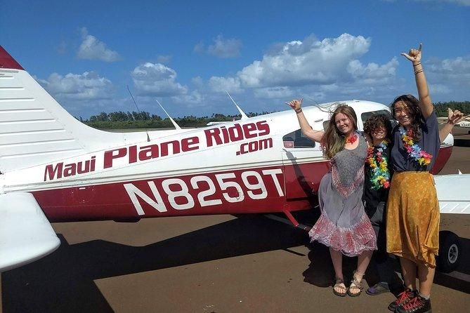 Maui Island Air Tour: Maui's Magical & Hidden Beauty Revealed