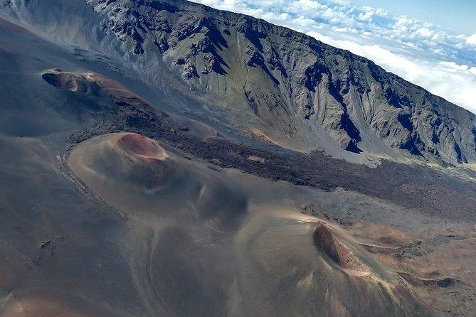 Magic Maui Volcano: Haleakala Crater Air Tour