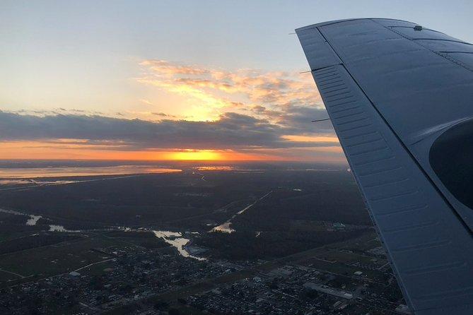 New Orleans Group Night Sightseeing Flight