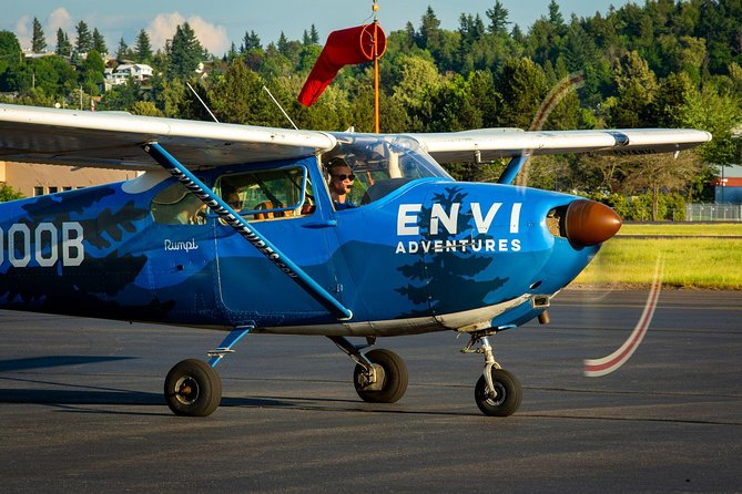 20-Minute Columbia River Gorge Air Tour