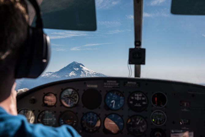 Private Air Tour of Mount Hood and Columbia Gorge