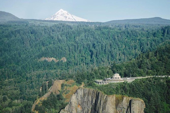 Gorge Air Tour for 3 in Portland