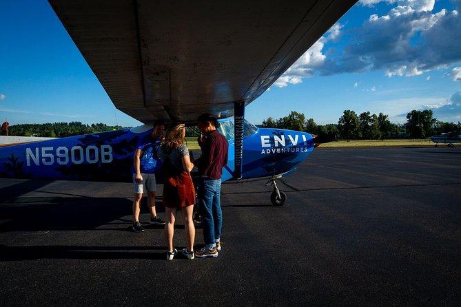 Multnomah Falls & Columbia Gorge Air Tour