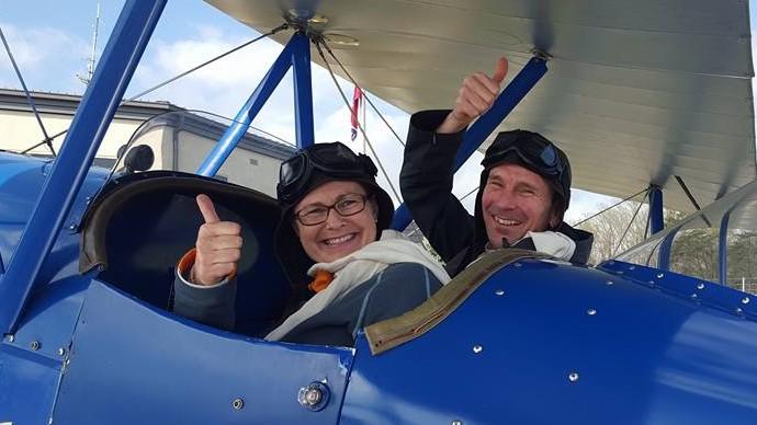 Sevierville Biplane Tours