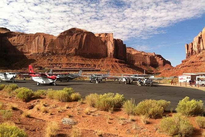 Monument Valley Air Tour in Moab