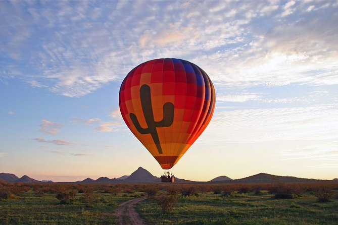 Phoenix Hot Air Balloon Morning Ride