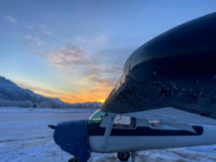 Flying School in Palmer