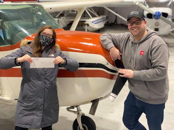 Flight School in Anchorage