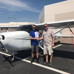 Flying School in Phoenix