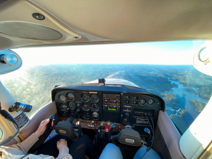 Private Pilot Flight School in Atlanta