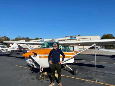 Discovery Flight in Atlanta