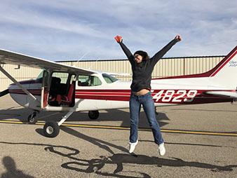 Aviation School in Boise