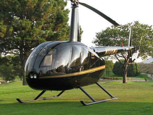 Helicopter Academy in Albuquerque
