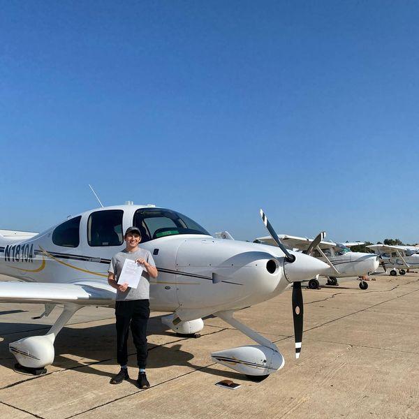 Aviation School in Oklahoma City