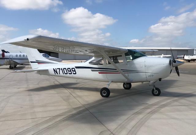 Aviation School in Austin