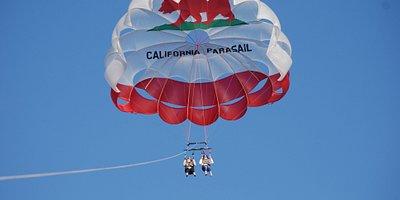 Newport Beach Parasailing