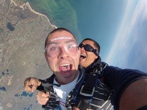 Skydive Cape Cod in Chatham