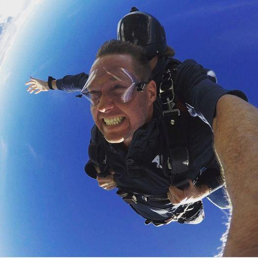 Tandem Skydive in Whitefish