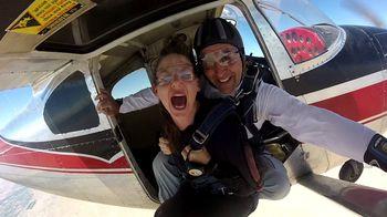 Tandem Skydive in Belen
