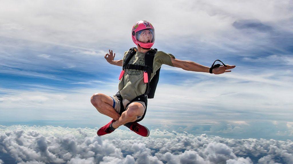 Tandem Skydive in Jonesville