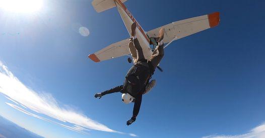 Tandem Skydive in Madras
