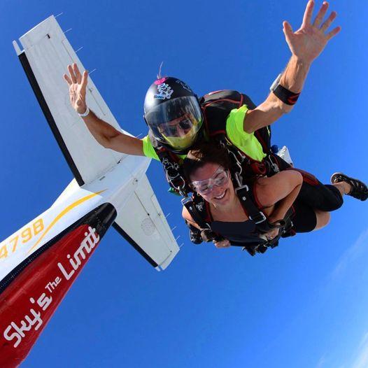 Tandem Skydive in East Stroudsburg