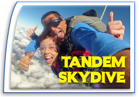 Tandem Skydive in Caddo Mills