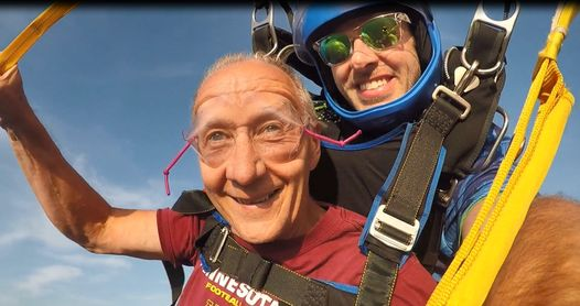 Tandem Skydiving with Skydive Wissota