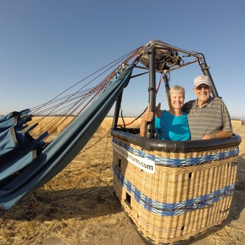 Yolo Ballooning Adventures - Private Flight for 2