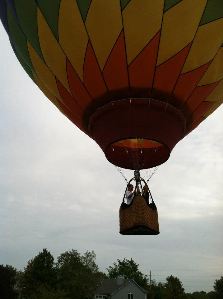 Hot Expectations Balloon