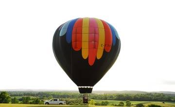 UPTUIT Balloons - Regular Hot Air Balloon Rides