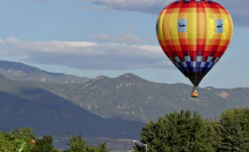 UPTUIT Balloons - Exclusive Private Hot Air Balloon Rides