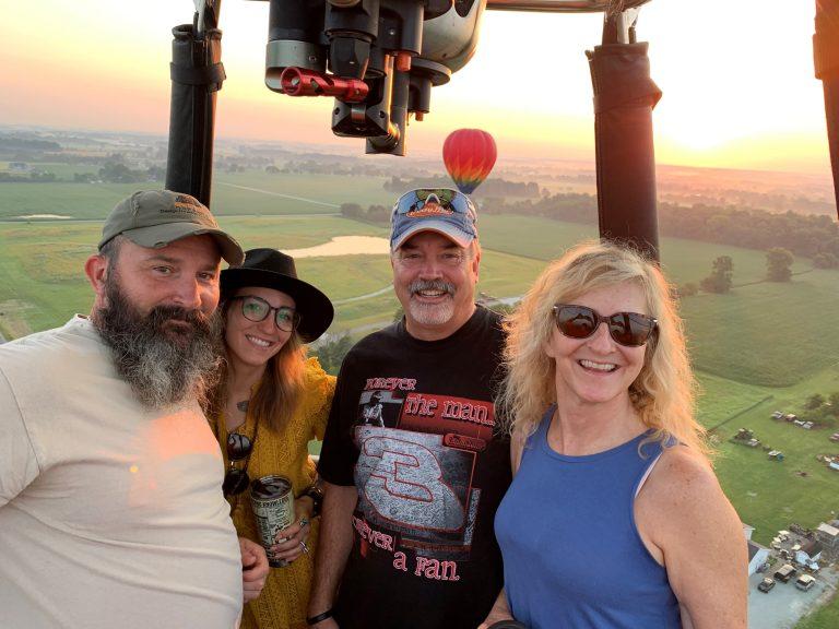 Midwest Balloon Rides - Homestead Flights