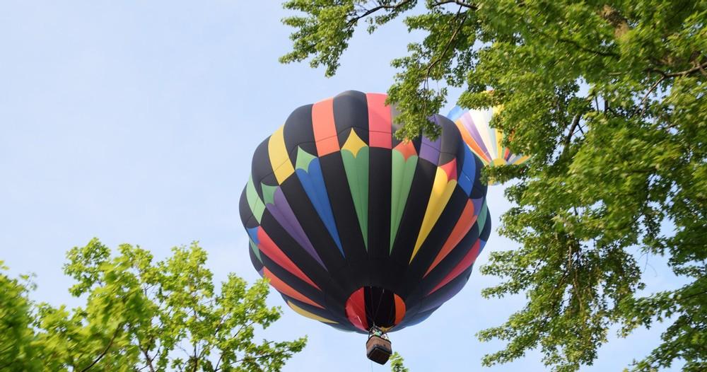 Indy Hot Air - Sunrise Balloon Ride