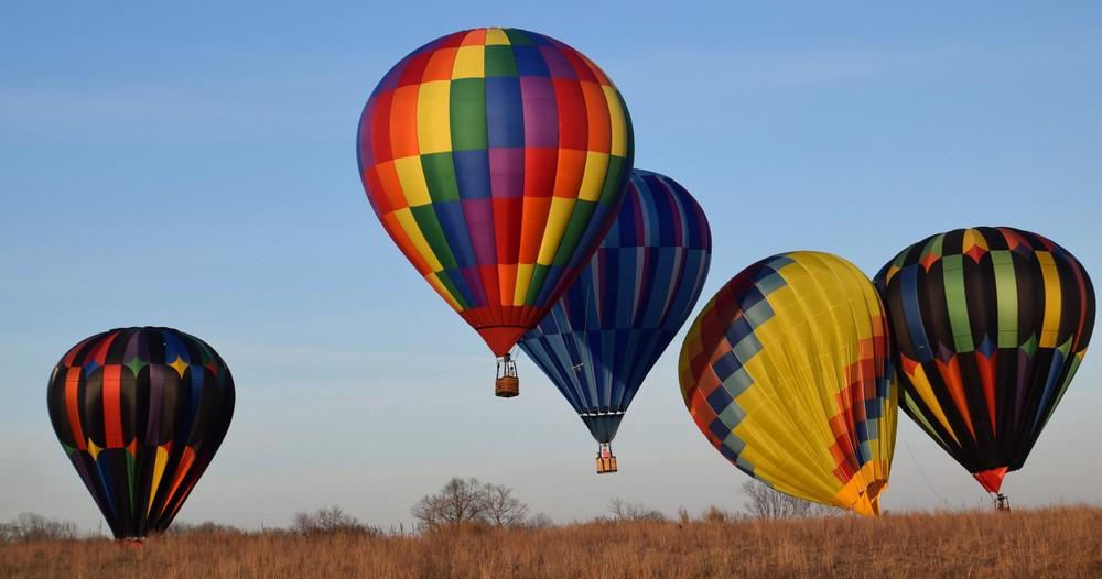Indy Hot Air - Sunset Balloon Ride